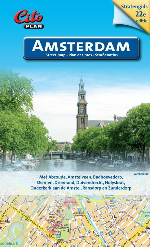 Cito-plan stratengids Amsterdam