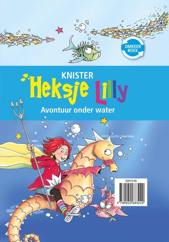 Heksje Lilly - Avontuur onder water / Het magische zwaard
