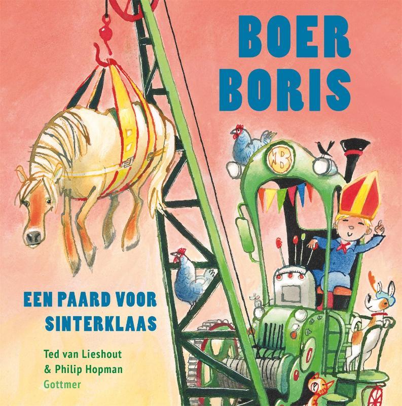 Boer Boris - Boer Boris, een paard voor Sinterklaas