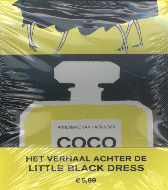 Coco of het kleine zwarte jurkje display 6 ex.