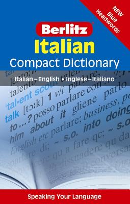 Berlitz Italian Compact Dictionary