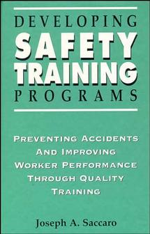 Developing Safety Training Programs