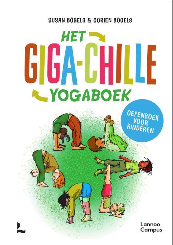 Het giga-chille yogaboek