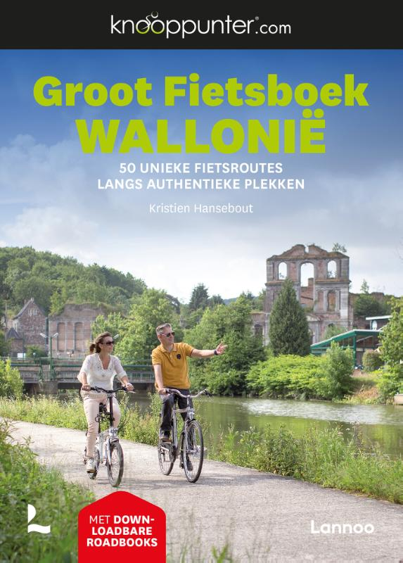 Knooppunter Groot Fietsboek Wallonië