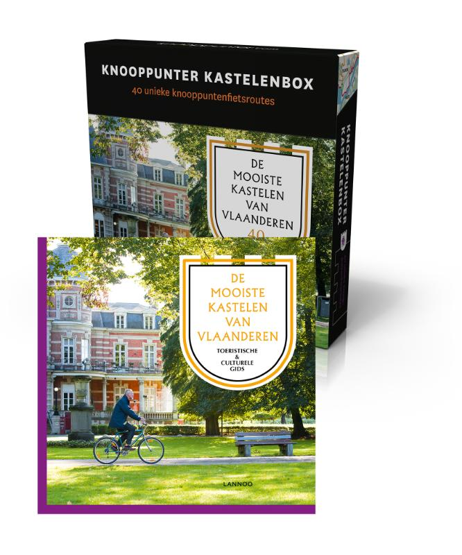 Combi Knooppunter Kastelenbox en - boek