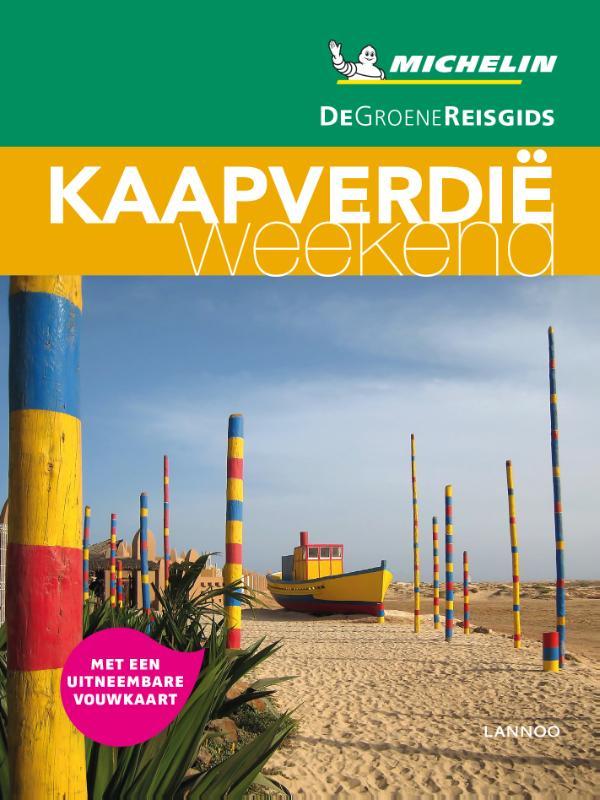 De Groene Reisgids Weekend - Kaapverdië