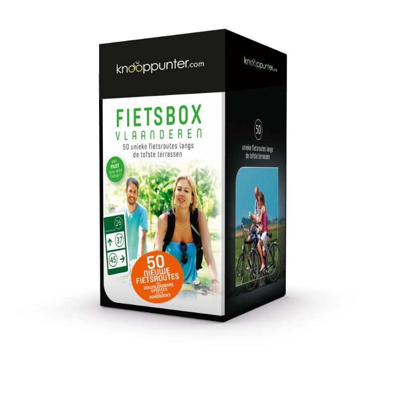 Knooppunter Fietsbox Vlaanderen