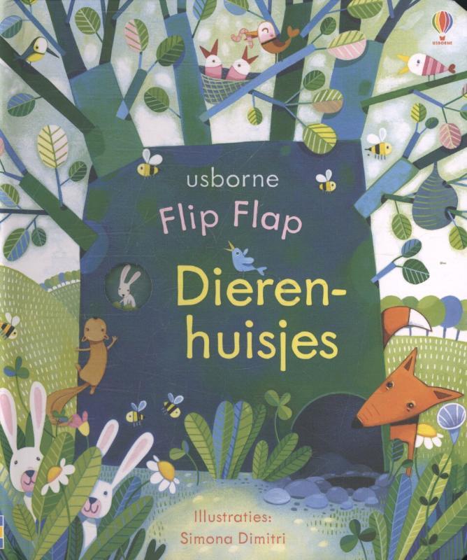 FLIP FLAP DIERENHUISJES