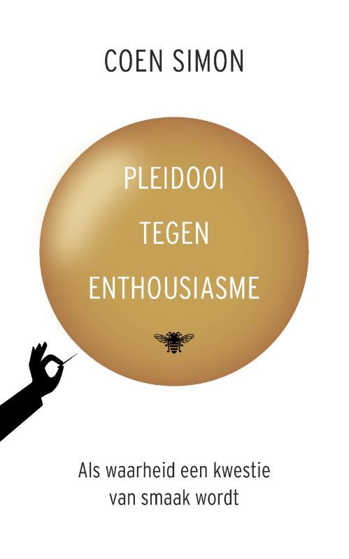 Pleidooi tegen enthousiasme