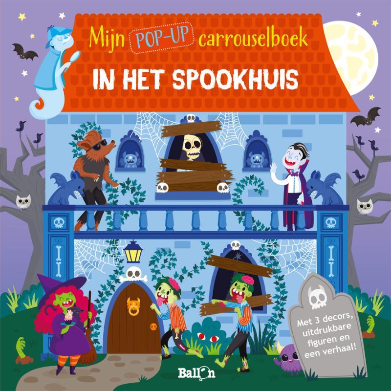 Carrouselboek 0 - In het Spookhuis