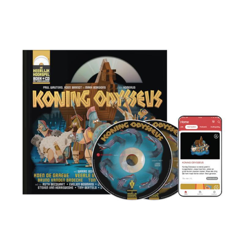 Heerlijk Hoorspel 15 - Koning Odysseus