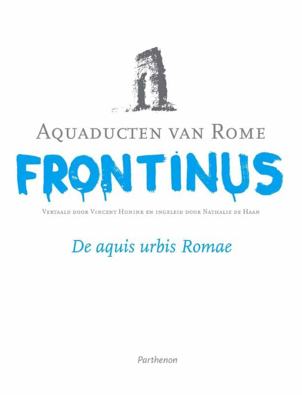 Aquaducten van Rome