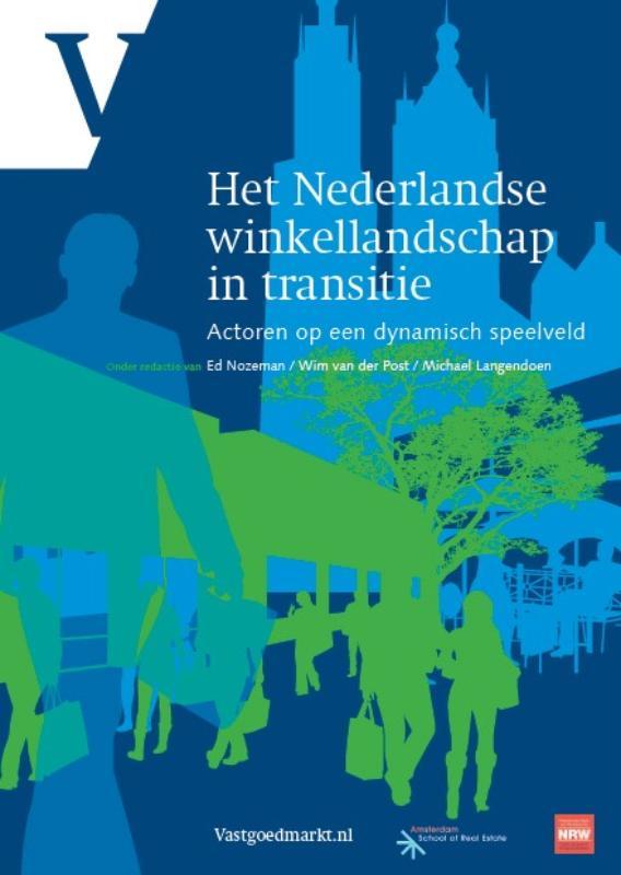Het Nederlandse winkellandschap in transitie