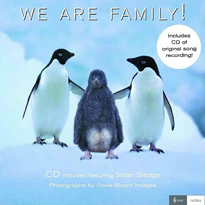 We Are Family! [With CD]