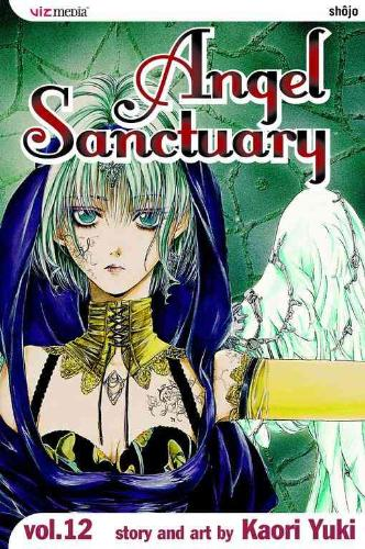 Angel Sanctuary 12