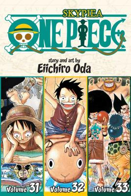 One Piece Skypeia 31-32-33