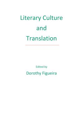 Literary Culture and Translation