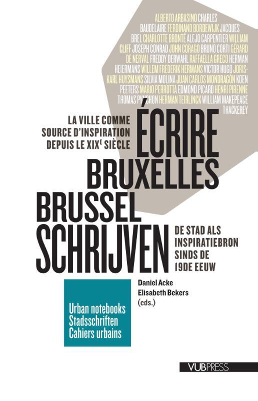 Écrire Bruxelles/Brussel schrijven