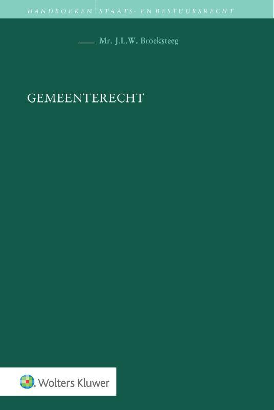 Handboeken Staats- en Bestuursrecht