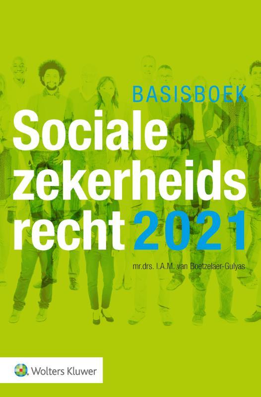 Basisboek Socialezekerheidsrecht 2021