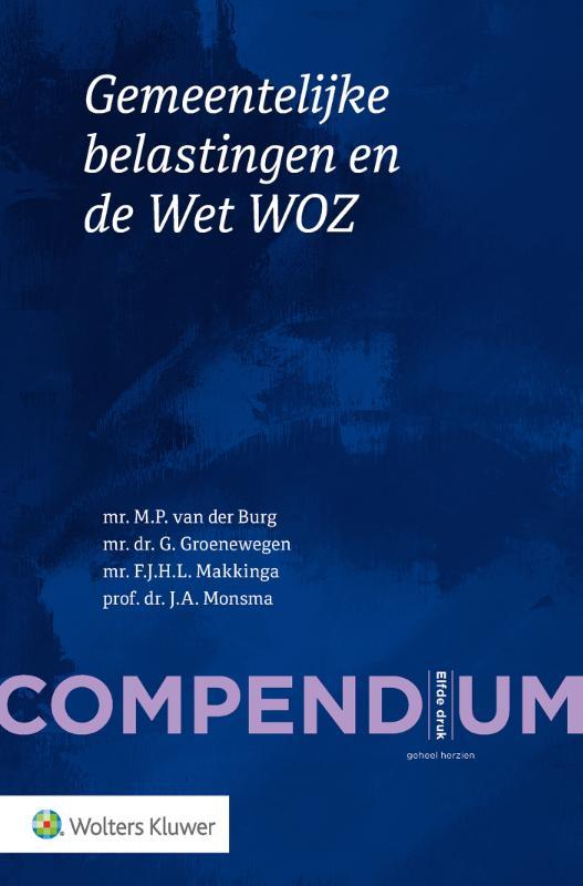Compendium Gemeentelijke belastingen en de Wet WOZ