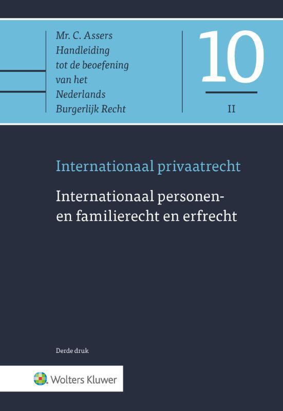 Internationaal personen- en familierecht en erfrecht