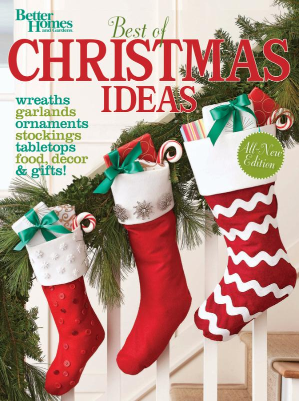 Best of Christmas Ideas (Better Homes and Gardens)