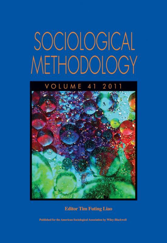 Sociological Methodology, Volume 41, 2011