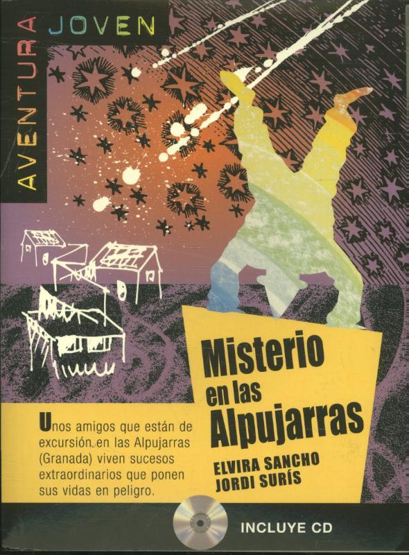 Misterio en las Alpujarras