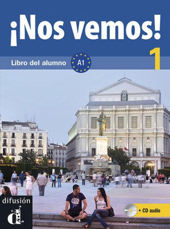 Nos vemos! 2 - Libro del alumno