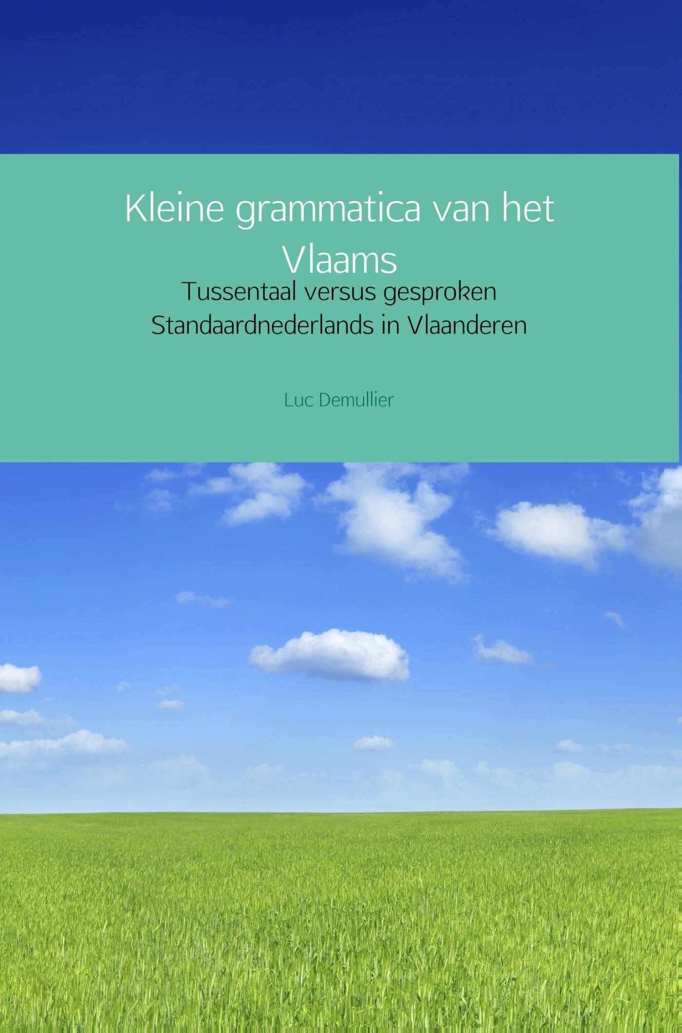 Kleine grammatica van het Vlaams