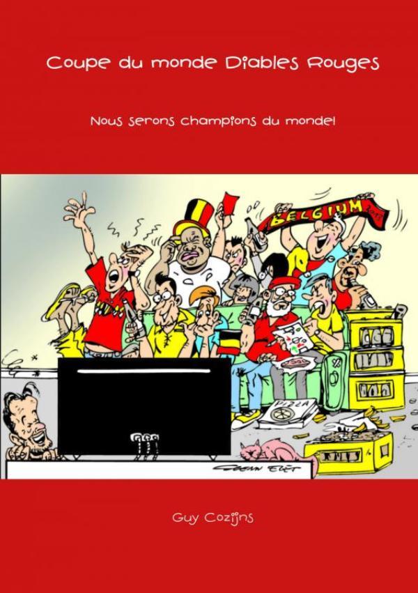 Coupe du monde Diables Rouges