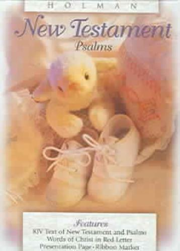 New Testament and Psalms-KJV