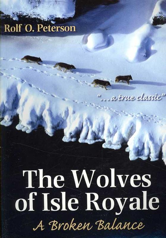 The Wolves of Isle Royale