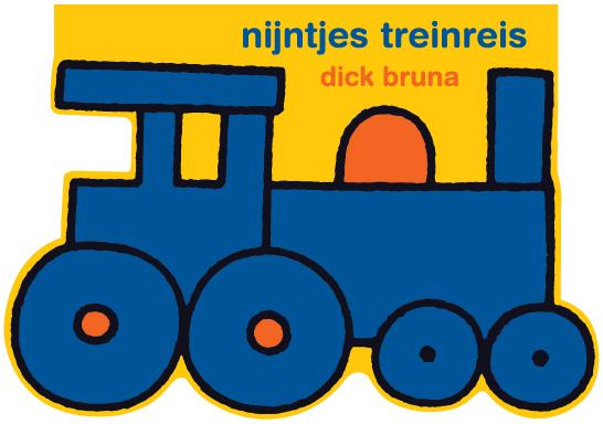 nijntjes treinreis
