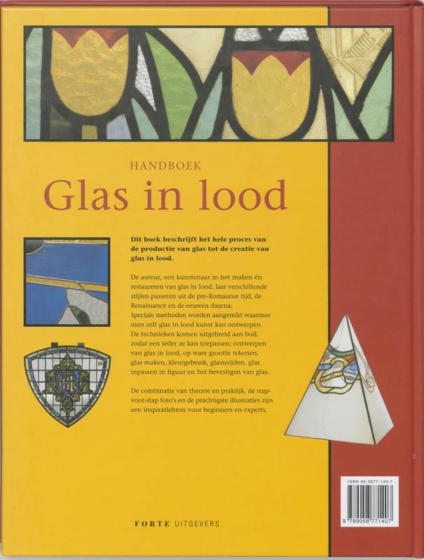 Handboek Glas in lood