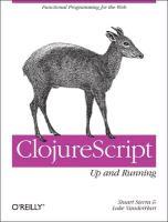 ClojureScript - Up and Running