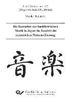 Die Rezeption der buddhistischen Musik in Japan im Kontext der japanischen Naturauffassung