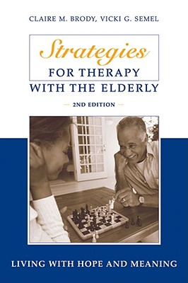 Strategies for Therapy with the Elderly