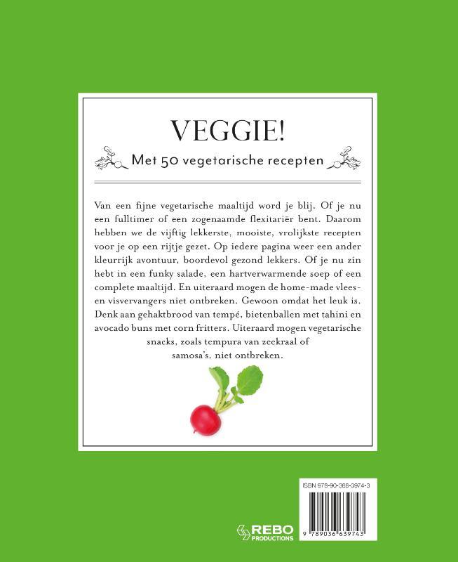 Fresh & Healthy - Veggie!