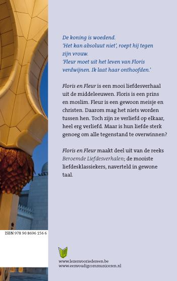 Beroemde liefdesverhalen 3 - Floris en Fleur