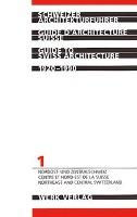 Schweizer Architekturführer. Band I-III. Band 1
