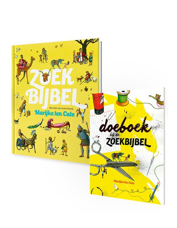SET: Zoekbijbel + doeboek