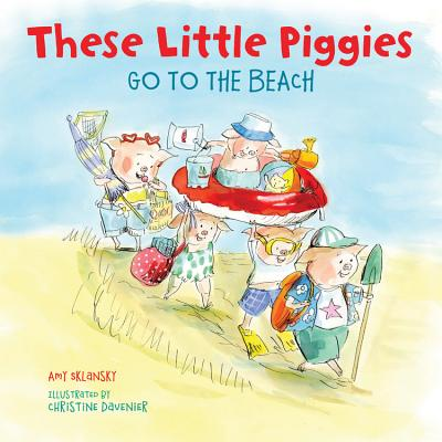 These Little Piggies Go to the Beach