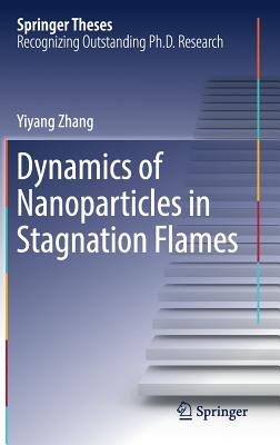 Dynamics of Nanoparticles in Stagnation Flames