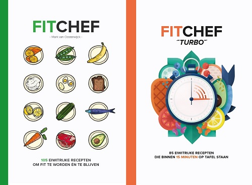 FitChef Set: FitChef deel 1 + 2