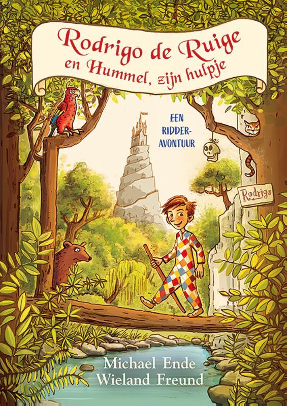 Rodrigo de Ruige en Hummel, zijn hulpje