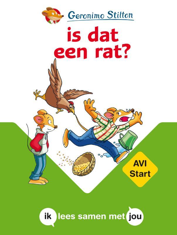 Is dat een rat?