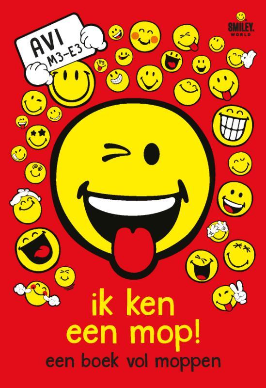 Smiley AVI Moppenboek AVI M3 - E3