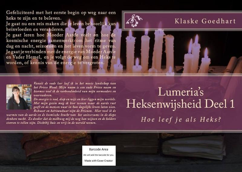 Lumeria's wijdheidboeken 5 - Lumeria's Heksenwijsheid